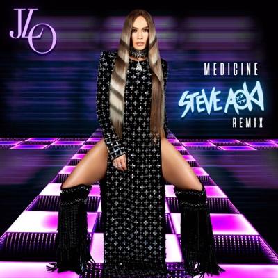 New Music: Jennifer Lopez - Medicine (Steve Aoki from the Block Remix)