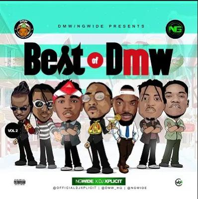 New Mix: DJ Xplicit – Best Of DMW (Vol. 2)