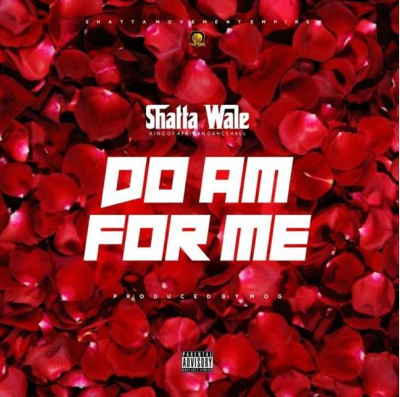 New Music: Shatta Wale – Do Am For Me