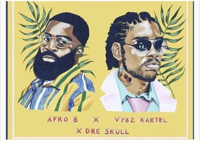 New Music: Afro B - Shape Nice Ft. Vybz Kartel & Dre Skull