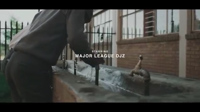 New Video: Major League - Skhaftin Ft. Cassper Nyovest & Focalistic