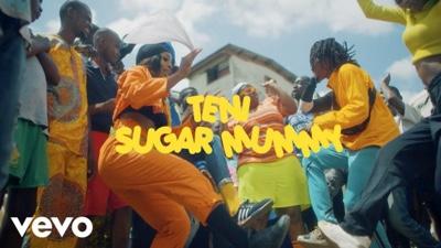 New Video: Teni – Sugar Mummy (Viral)