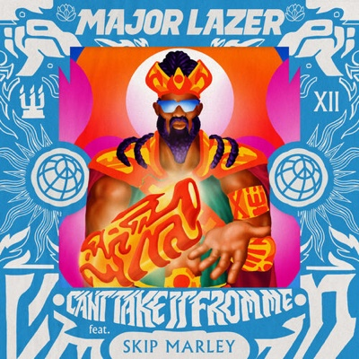 New Music: Major Lazer - Can't Take It From Me ft. Skip Marley