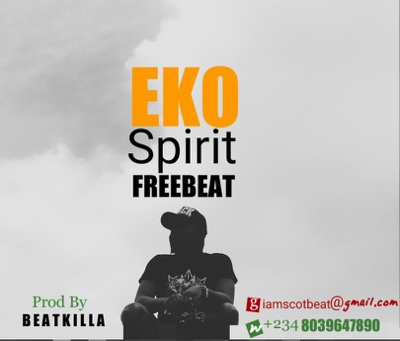 Free Beat: Beatkilla - Eko Spirit