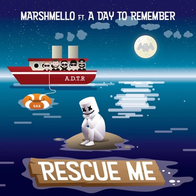 New Music: Marshmello - Rescue Me Ft. A Day to Remember