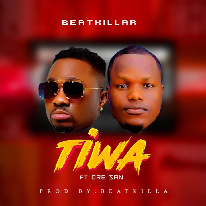 New Music: Beatkilla - Tiwa (Prod By Beatkilla) Ft. Dre San
