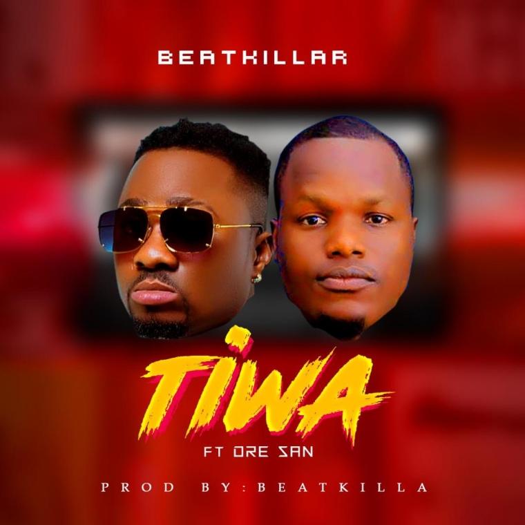 New Music: Beatkilla - Tiwa (Prod By Beatkilla) Ft. Dre San