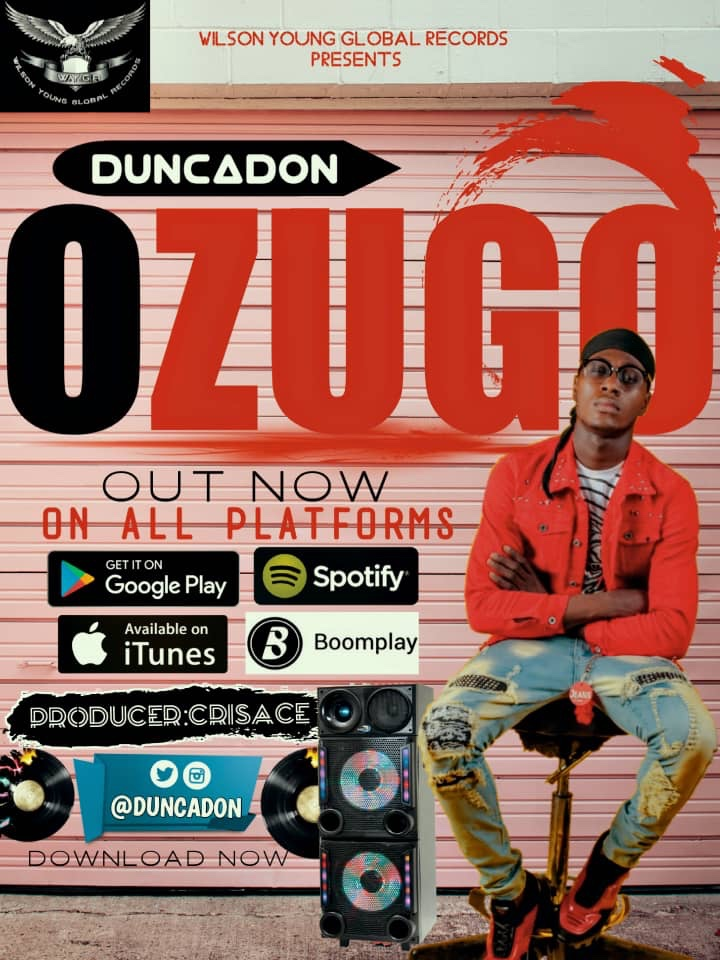 New Music: Dunca Don - Ozugo (Prod By Crisace Andrea)