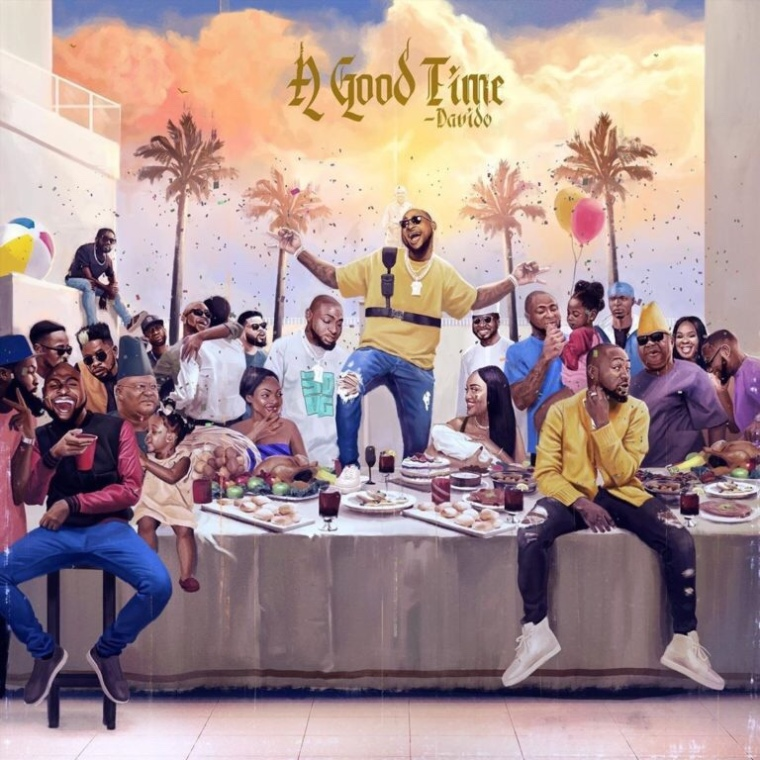 New Album: Davido - A Good Time
