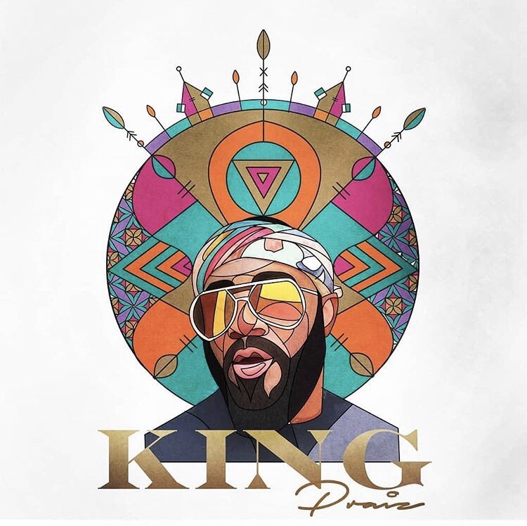 New Album: Praiz - The King