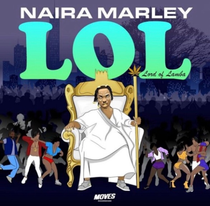 New EP: Naira Marley – Lord Of Lamba