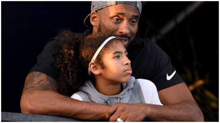 Gianna Bryant, Kobe Bryant's daughter, is dead in the crash that killed him