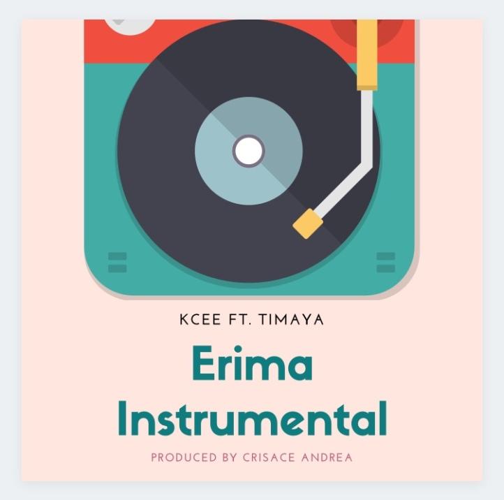 Instrumental: Kcee - Erima Ft. Timaya (Prod. By Crisace)