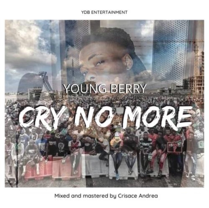 New Music: Young Berry - Cry No More