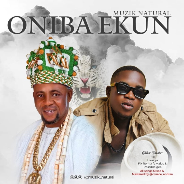 New Music: Muzik Natural - Oniba Ekun