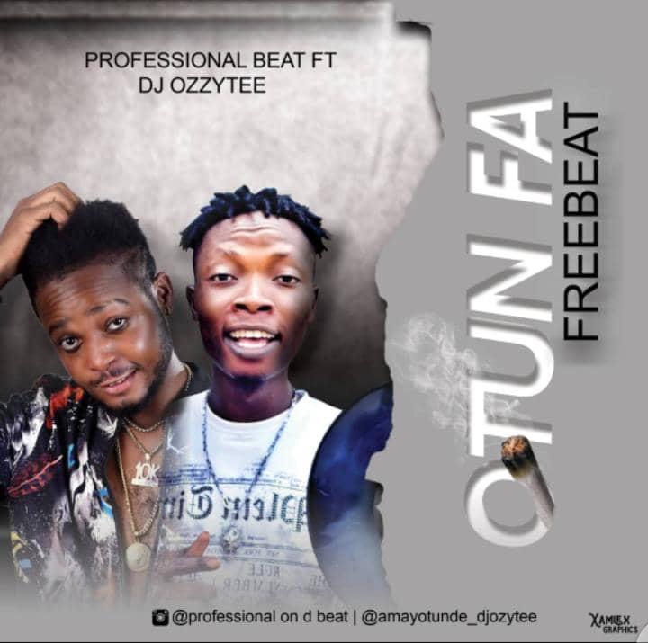 Instrumental: Professional Beat - Otun Fa Ft. DJ Ozzytee